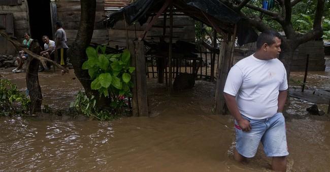 Record rains kill 5-year-old girl in Nicaragua