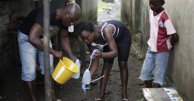 Liberia children orphaned, ostracized by Ebola