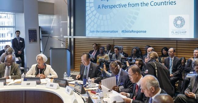 UN chief:  20 times more Ebola aid needed