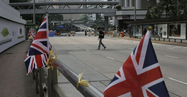 Hong Kong protests unresolved after talks collapse