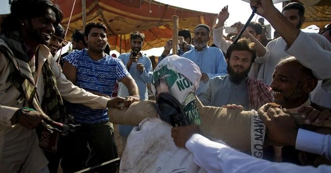 US drone strikes kill 5 militants in NW Pakistan