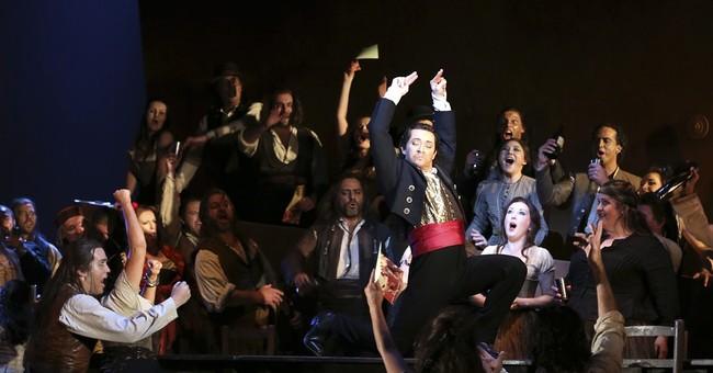 Australian opera company bans 'Carmen' for smoking