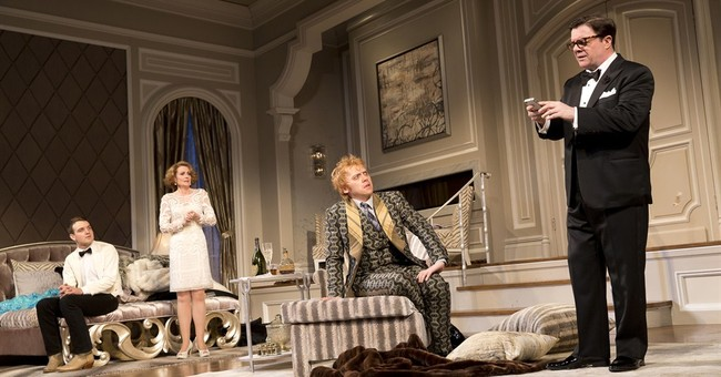 Review: 'It's Only A Play' is wickedly funny