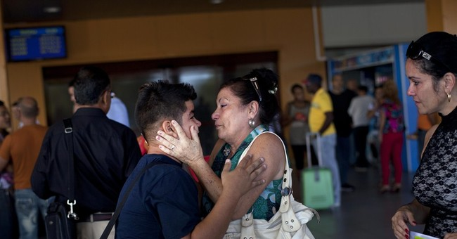 Cuban migration surges over land and by sea