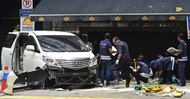 Malaysia warns of action after deadly bomb blast