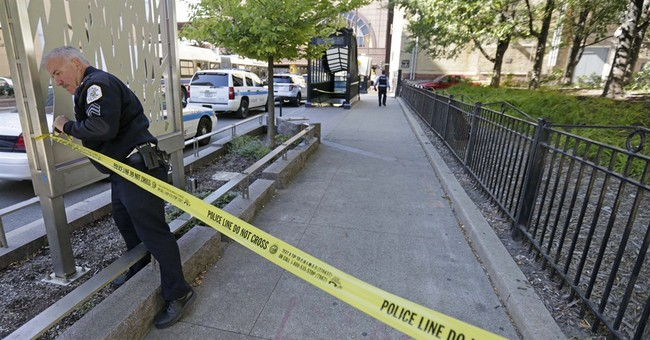 Police: Man fires assault rifle at Chicago train