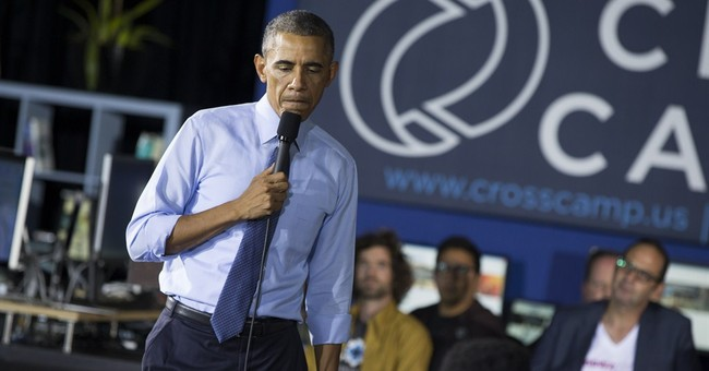 Obama wants an election about the economy, not him