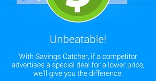 Smart Spending: A spin with Wal-Mart's savings app