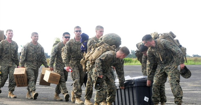Money, troops, supplies sent to help fight Ebola