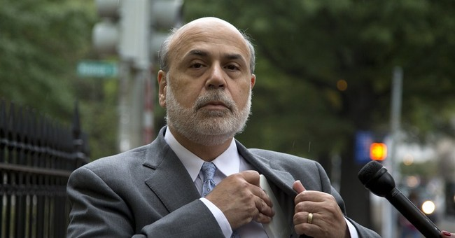 Bernanke says he was reluctant on AIG bailout