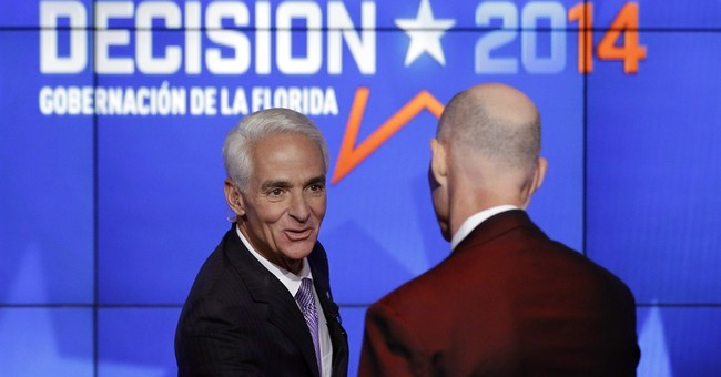 Little common ground in Florida governor debate
