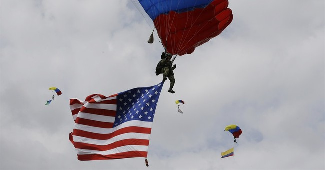 Hagel says Colombia to be valuable global trainer
