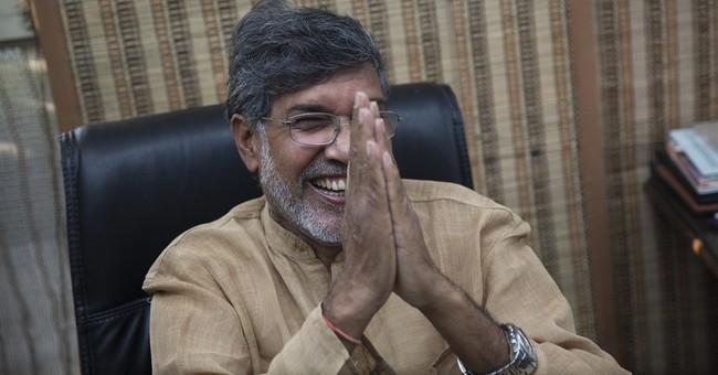 Activist's Nobel highlights child labor in India