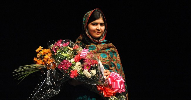 Malala's improbable journey to Nobel Peace Prize