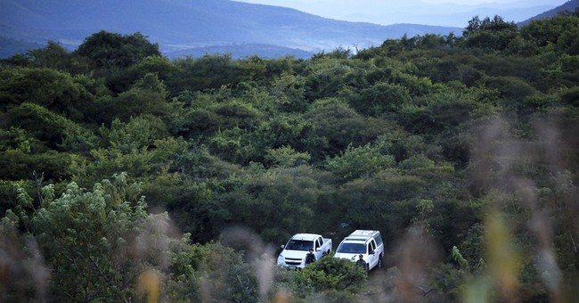 More graves found in case of Mexico's 43 missing