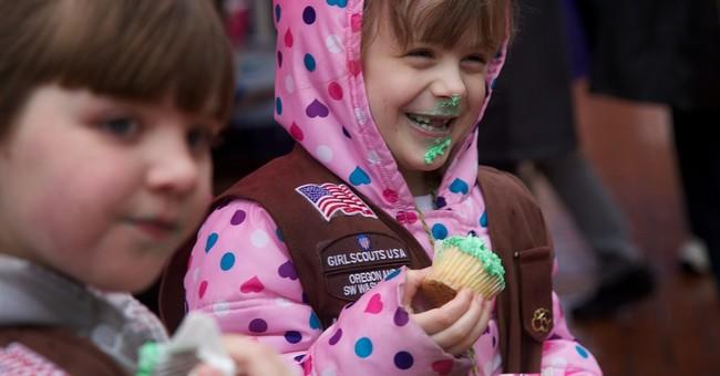 AP NewsBreak: Girl Scouts membership drops sharply
