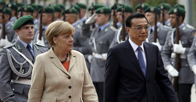 Chinese premier: confident of Hong Kong stability