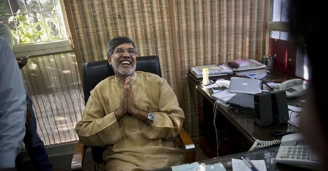 Malala, Satyarthi win Nobel Peace Prize