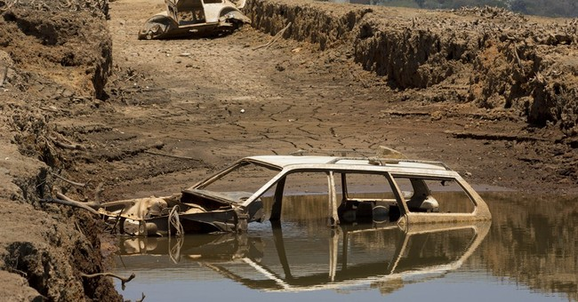 Sao Paulo water supply at risk in extreme drought