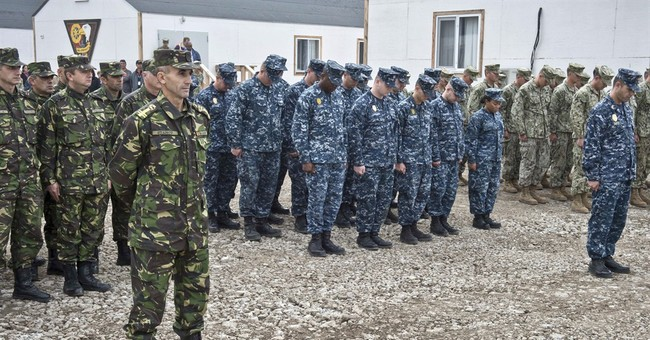 US takes over base in Romania for missile shield