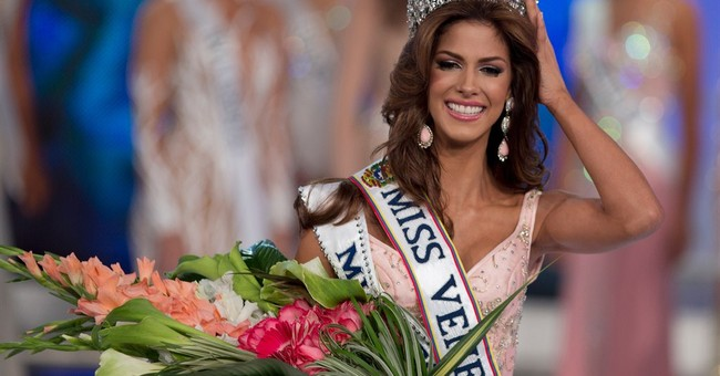 Miss Venezuela pageant reflects hard times