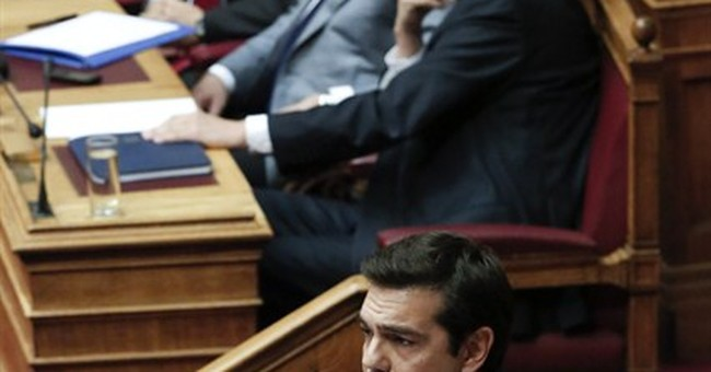 Greek governing coalition wins confidence vote