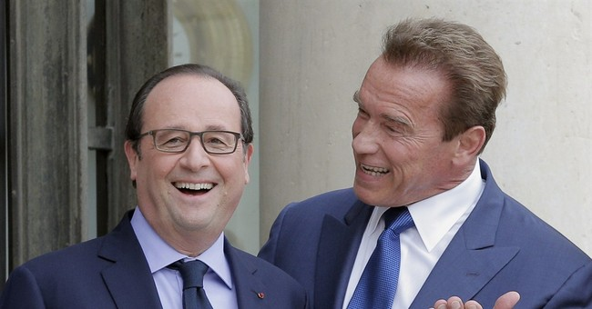 France votes to be less nuclear-reliant