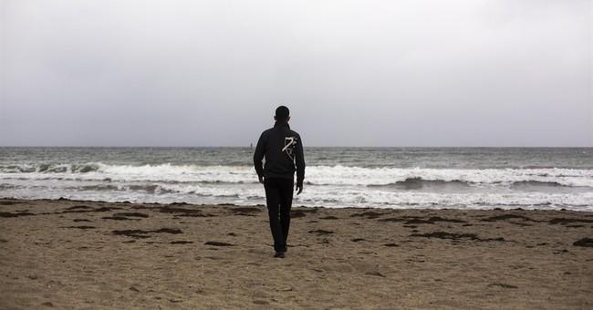 After shipwreck, refugee finds despair in Europe