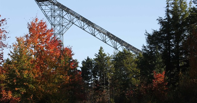 Plans afoot to fix historic New Hampshire ski jump