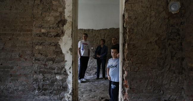 Bosnian voters bleak over untapped flood aid