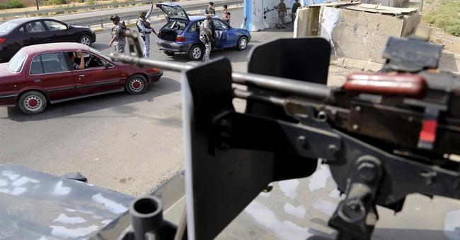 Car bombs kill 38 in Iraq's capital, Baghdad