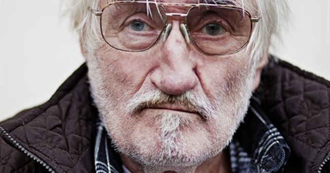 Czech actor Pavel Landovsky dies at 78