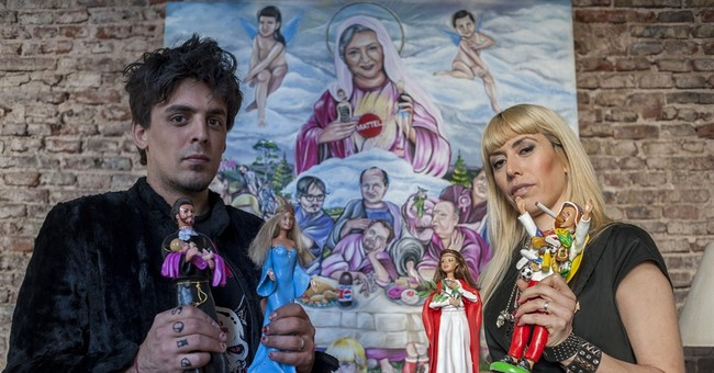 Provocative Argentine exhibit of Barbies is pulled