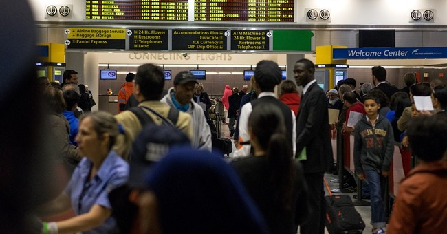 Stepped-up Ebola screening starts at NYC airport