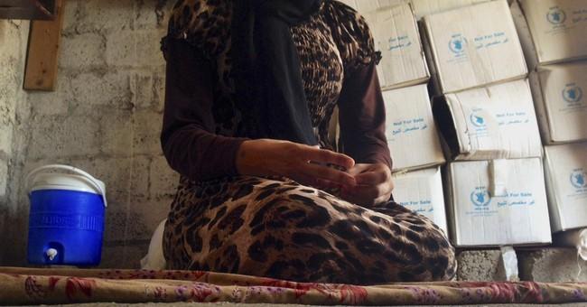 Iraqi Yazidi girl tells of captivity in IS group