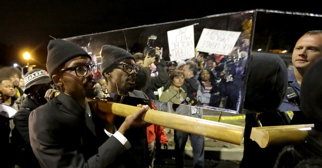 Thousands protest police shootings in St. Louis