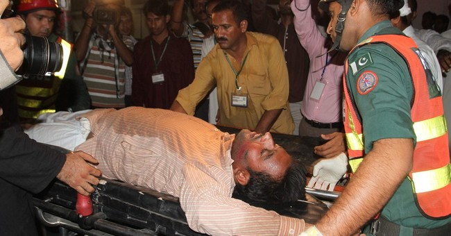 Stampede at opposition rally in Pakistan kills 7
