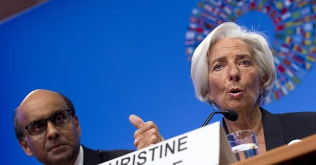 Global finance leaders pledge bold efforts