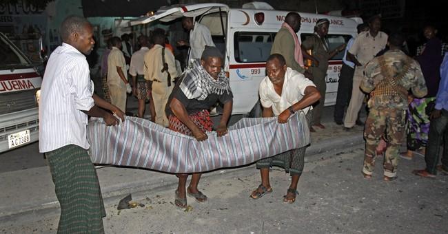 Car bomb in Somalia's capital kills 11