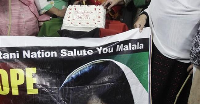 No late-night parties for Nobel winner Malala