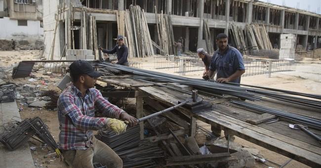 A look at destruction in Gaza in Hamas-Israel war