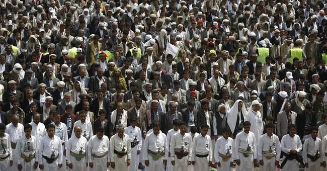 Yemen's crisis reflects arc of Arab Spring revolts
