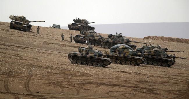 US says Turkey OKs use of bases against militants