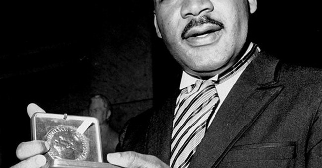 Measuring MLK's peace prophecy, 50 years later