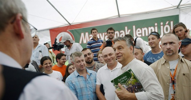 West alarmed at Hungarian leader's power tactics