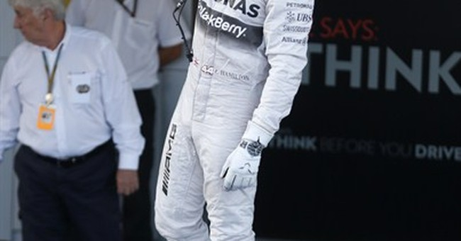 Lewis Hamilton wins inaugural Russian GP
