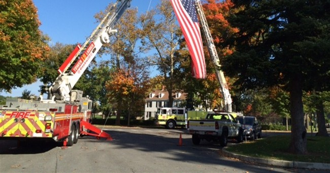 Fallen firefighters honored at national ceremony