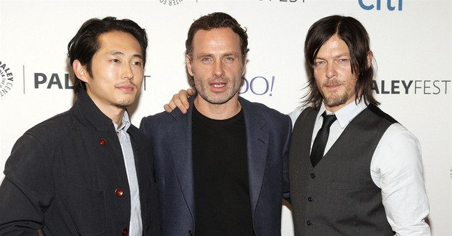 Ratings record for AMC's 'Walking Dead'