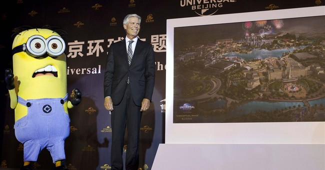 SpiderMan may swing over Beijing in new theme park