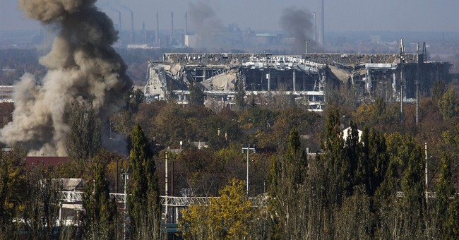 Ukraine sees fewer Russian troops in conflict zone